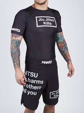 Combo rashguard + shorts KILLS