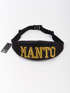 MANTO beltbag SOLID black