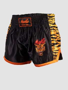 MANTO fightshorts MUAY THAI TIGER black