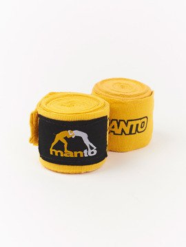 MANTO handwraps COMBO yellow