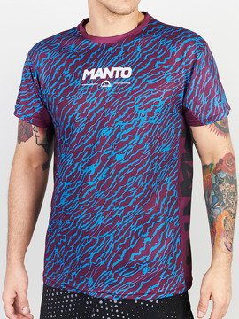 MANTO performance t-shirt CHAOS