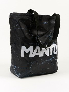 MANTO tote gym bag BLACK
