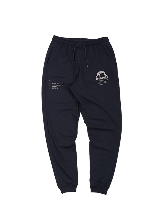 Hooded Tracksuit Elements Navy Black