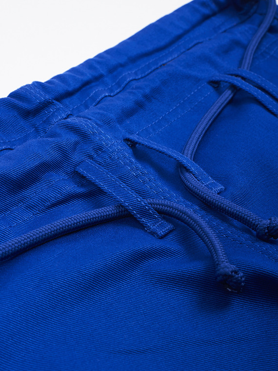 MANTO BJJ Gi Pants BASIC blue