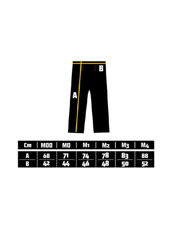 "MANTO  ""Junior 2.0"" Youth BJJ Gi yellow"