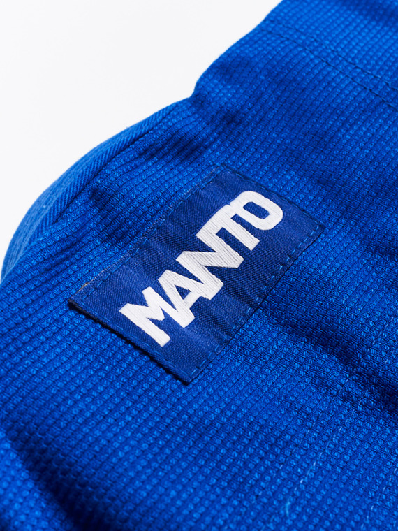 "MANTO  ""Junior"" Youth BJJ Gi blue"