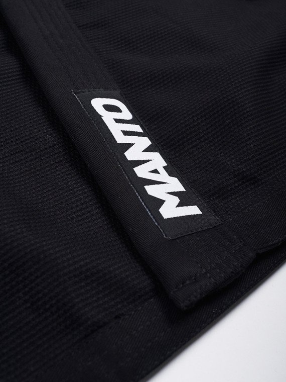 "MANTO ""KILLS""  BJJ GI black"