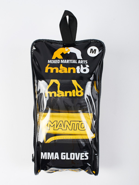 MANTO  MMA Training Gloves SPARRING 2.0 black