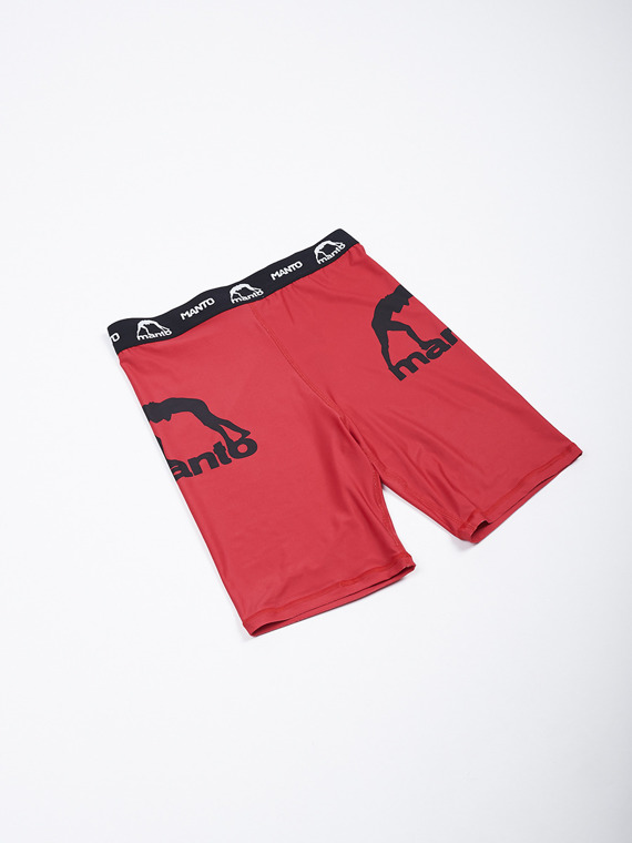 MANTO VT shorts DUAL red