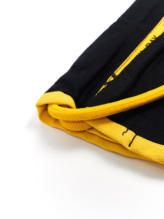 "MANTO ""X3"" BJJ GI black"