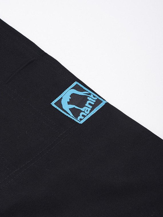"MANTO ""X3"" BJJ GI black V2"