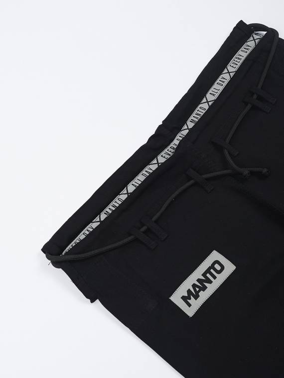 "MANTO ""X4"" BJJ GI black"