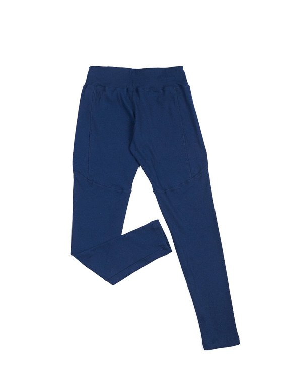 MANTO active leggings YOGA navy blue