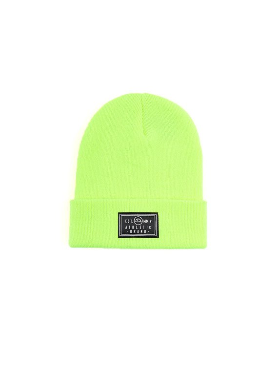 MANTO beanie ATHLETIC neon