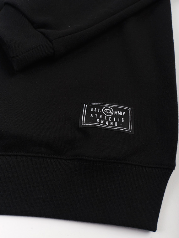 MANTO crewneck VIBE black