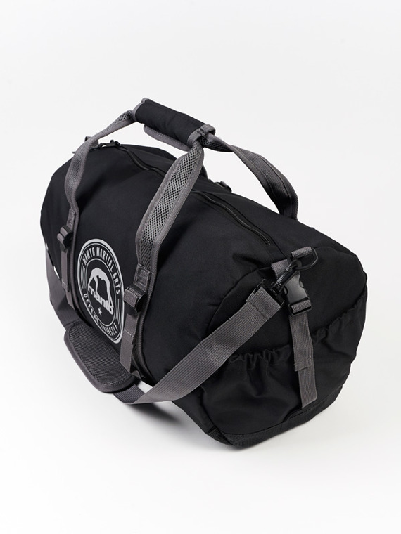 MANTO duffel bag COMPACT black