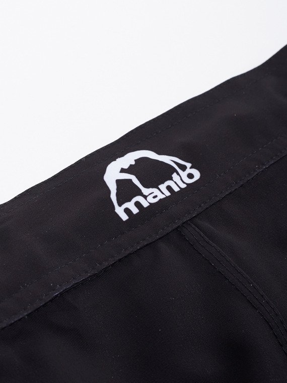 MANTO fight shorts KILLS black
