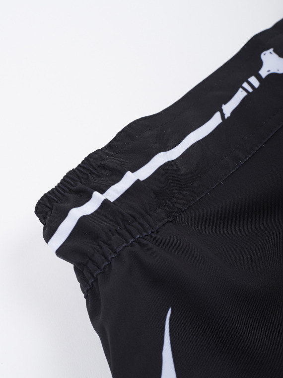 MANTO fight shorts VOODOO 2.0 black