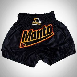 MANTO fightshorts MUAY THAI black