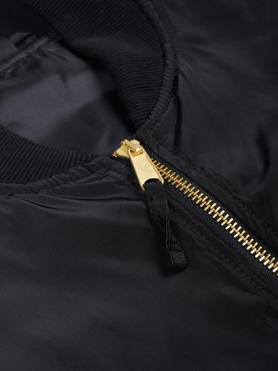 MANTO flyers jacket GOLD + pin RING