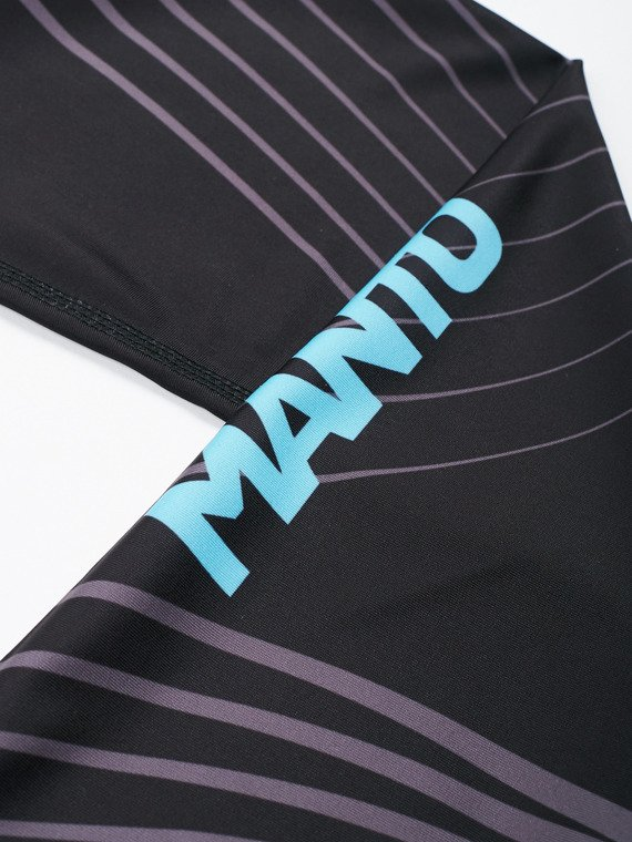 MANTO grappling tights LINES black