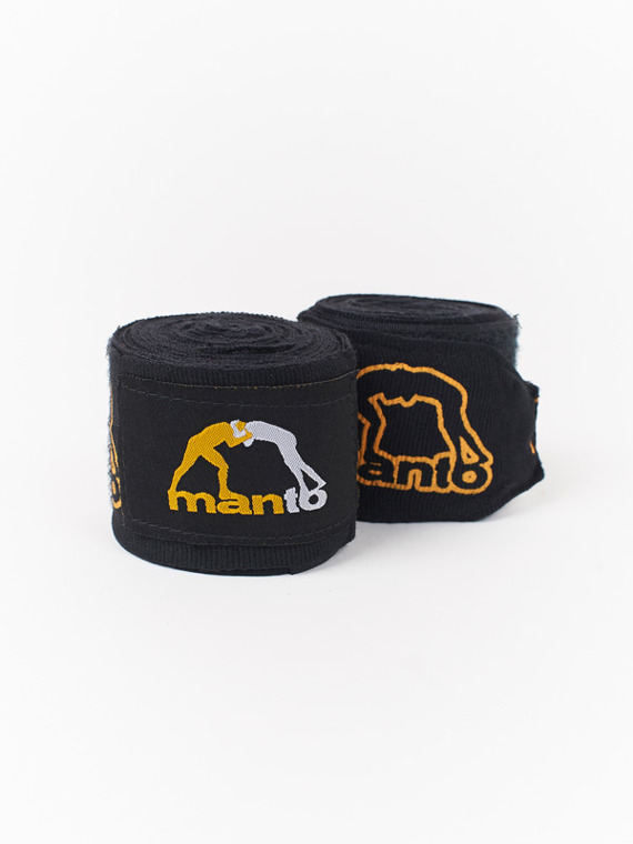 MANTO handwraps COMBO black
