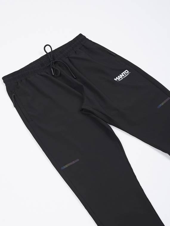MANTO joggers training pants MOVE black