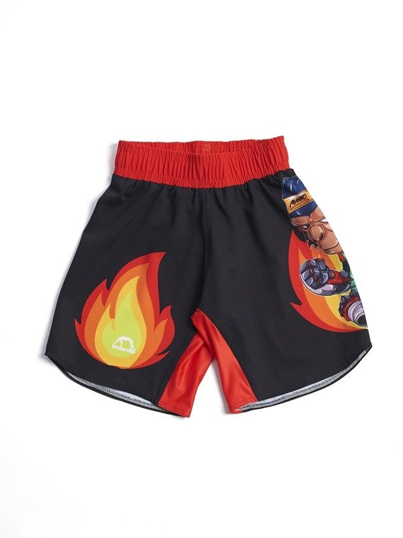 MANTO kids fight shorts RASCAL