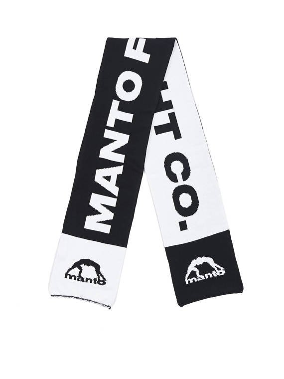 MANTO knit scarf FIGHT CO.