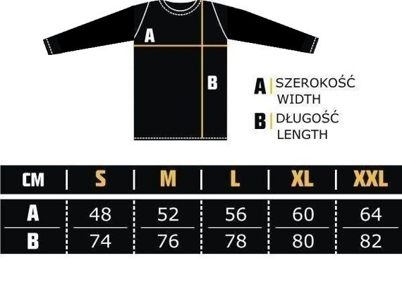 MANTO longsleeve NUMBER ONE black