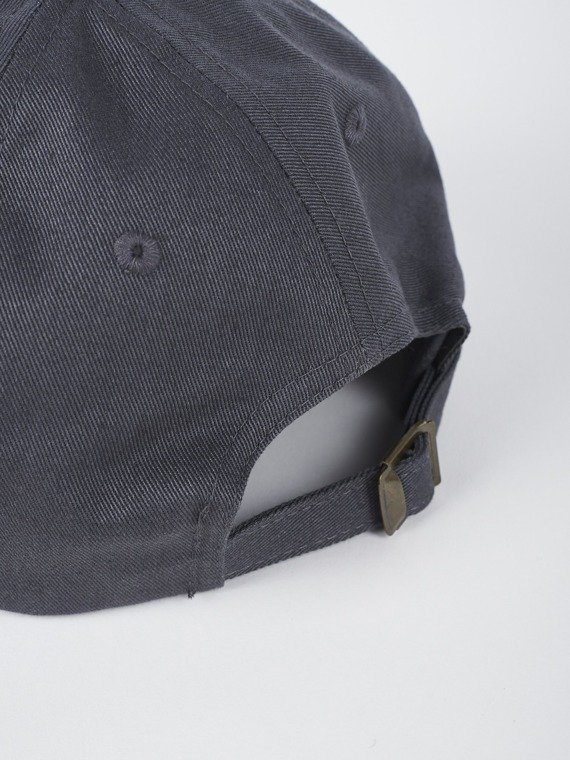 MANTO low profile cap DEFEND graphite