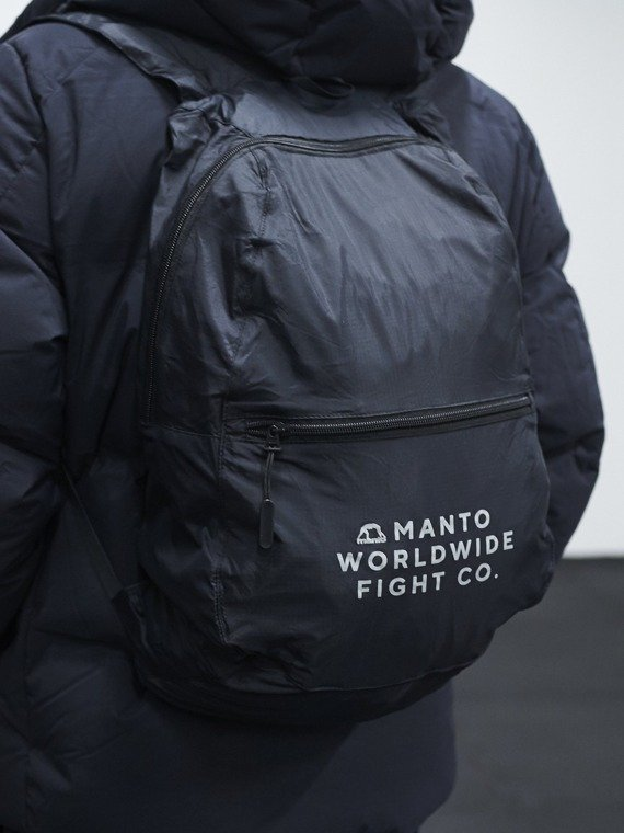 MANTO packable backpack CITY