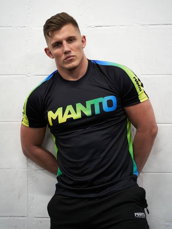 MANTO performance t-shirt RIO