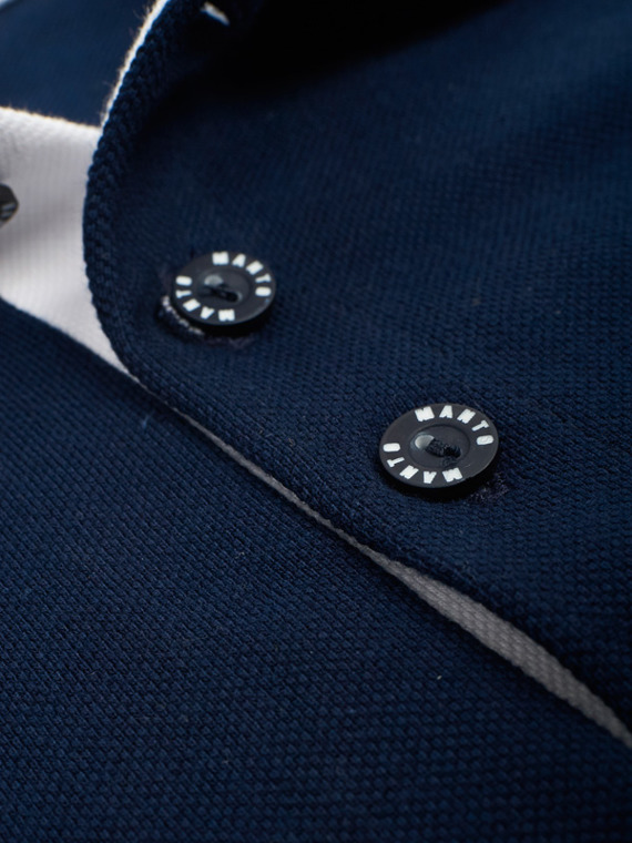 MANTO polo VICTORY navy blue