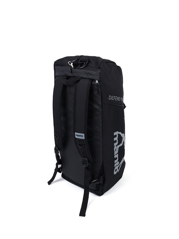MANTO sports bag / backpack DEFEND XL black