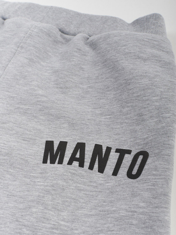 MANTO sweatpants ARC light melange