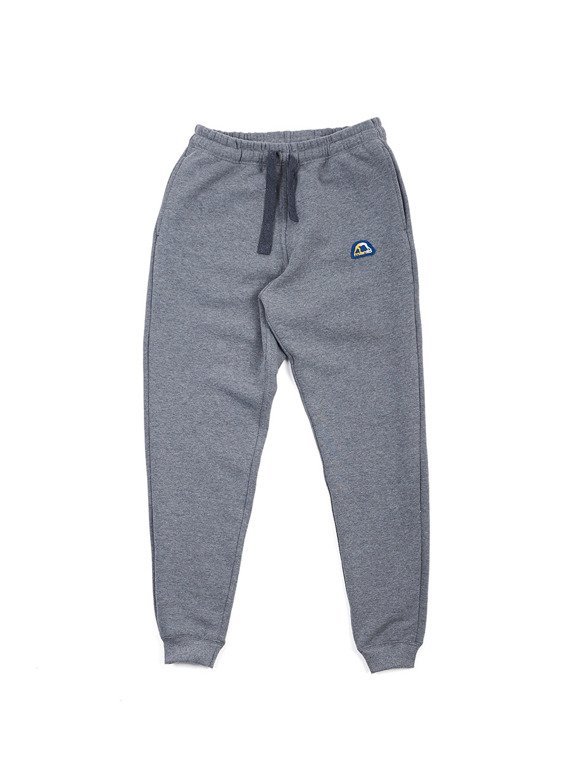 MANTO sweatpants EMBLEM melange