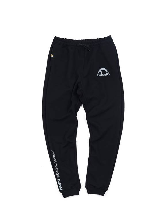 MANTO sweatpants PARIS black