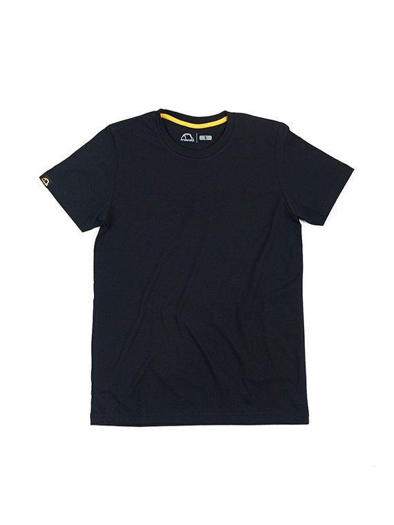 MANTO t-shirt BASIC black