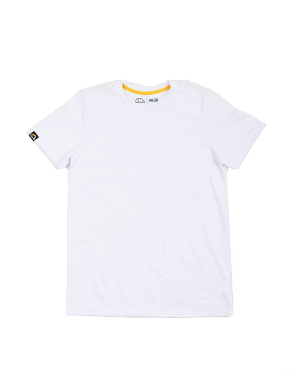 MANTO t-shirt BASIC white