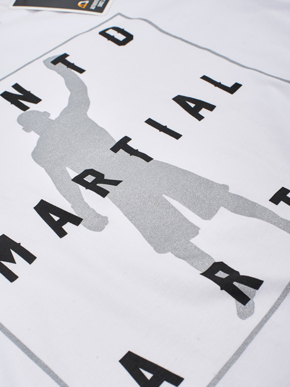 MANTO t-shirt ICON white