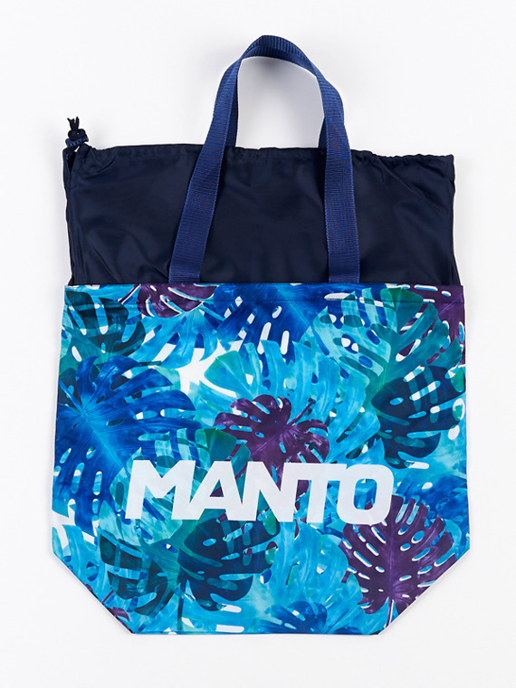 MANTO tote gym bag HERMOSA