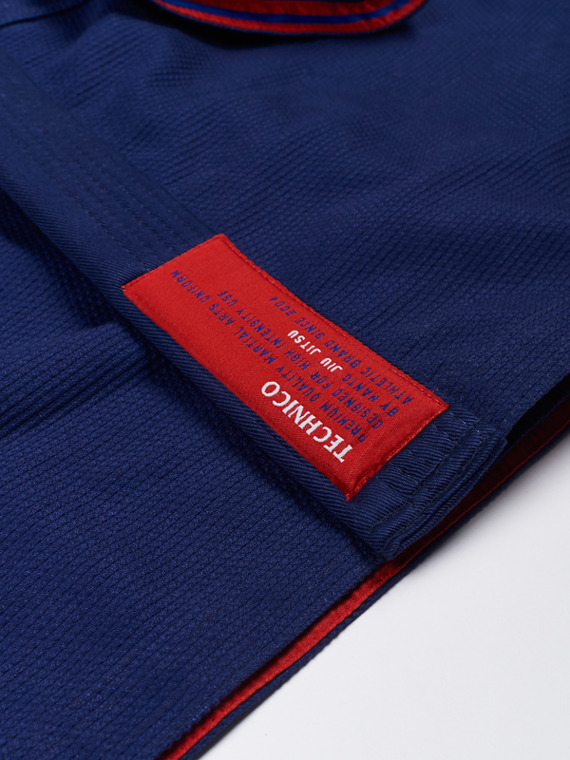"Manto ""TECHNICO"" BJJ GI navy blue"