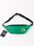 MANTO beltbag LOGO green