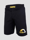 MANTO fight shorts LOGO RipStop 4.0 black