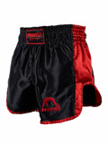 MANTO fightshorts MUAY THAI VIBE black/red