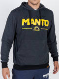 MANTO hoodie COMBO LIGHT graphite