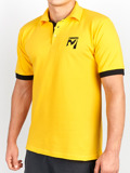 MANTO polo VICTORY yellow