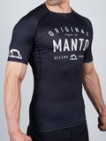MANTO rashguard OLDSCHOOL black
