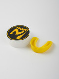 MANTO single mouthguard VICTORY yellow